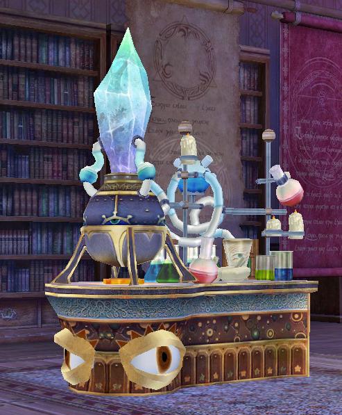 Alchemy Lab Crystal