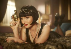 A Nocturne in Honor of Miss Fisher