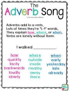 Adverbial