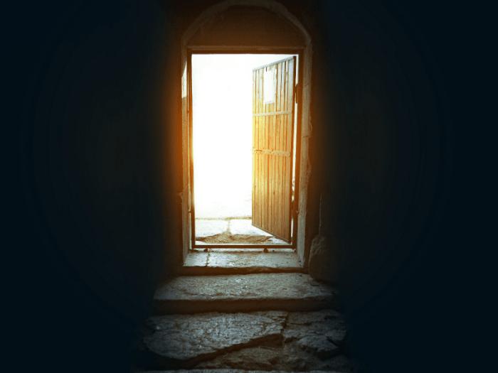 Doorway into Light