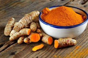 Turmeric powder & root